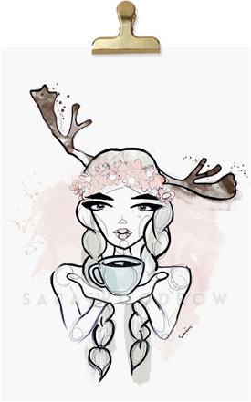 Midsummer_Moose_Coffee_Lady_Liten