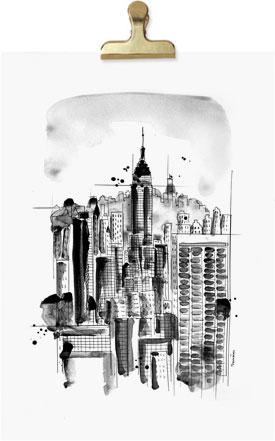 Watercolor_New_York_Liten