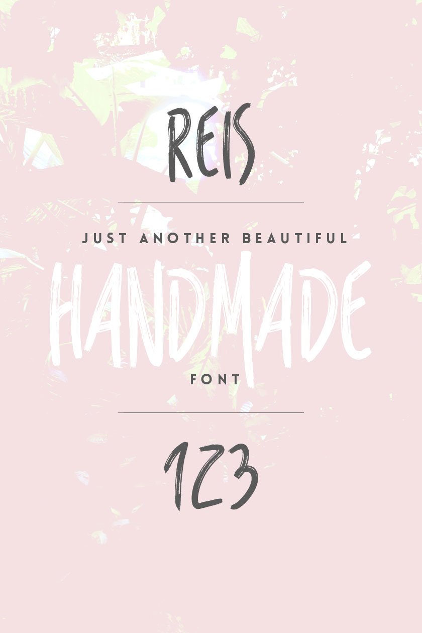 Reis_Just_Another_Beautiful_Handmade_Font