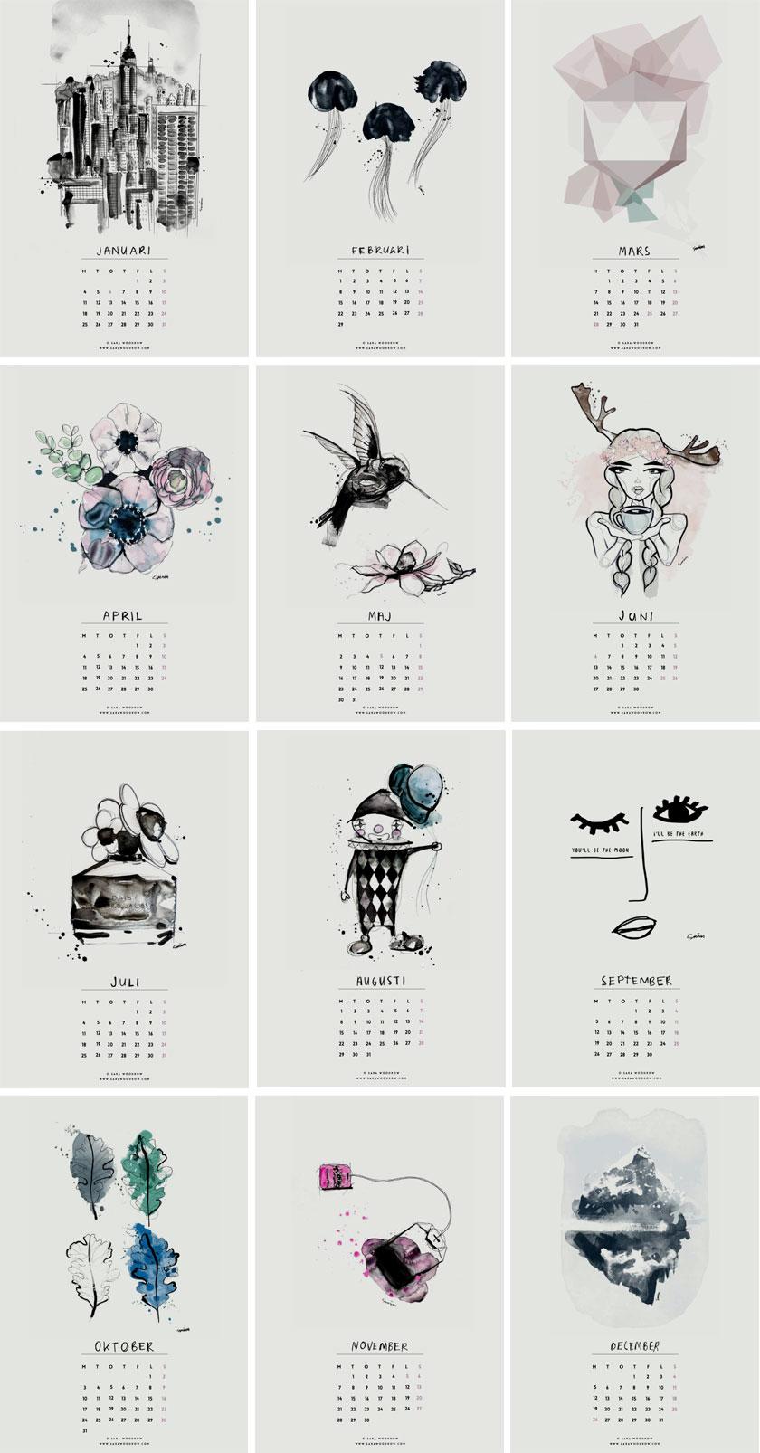 2016_Free_Calendar