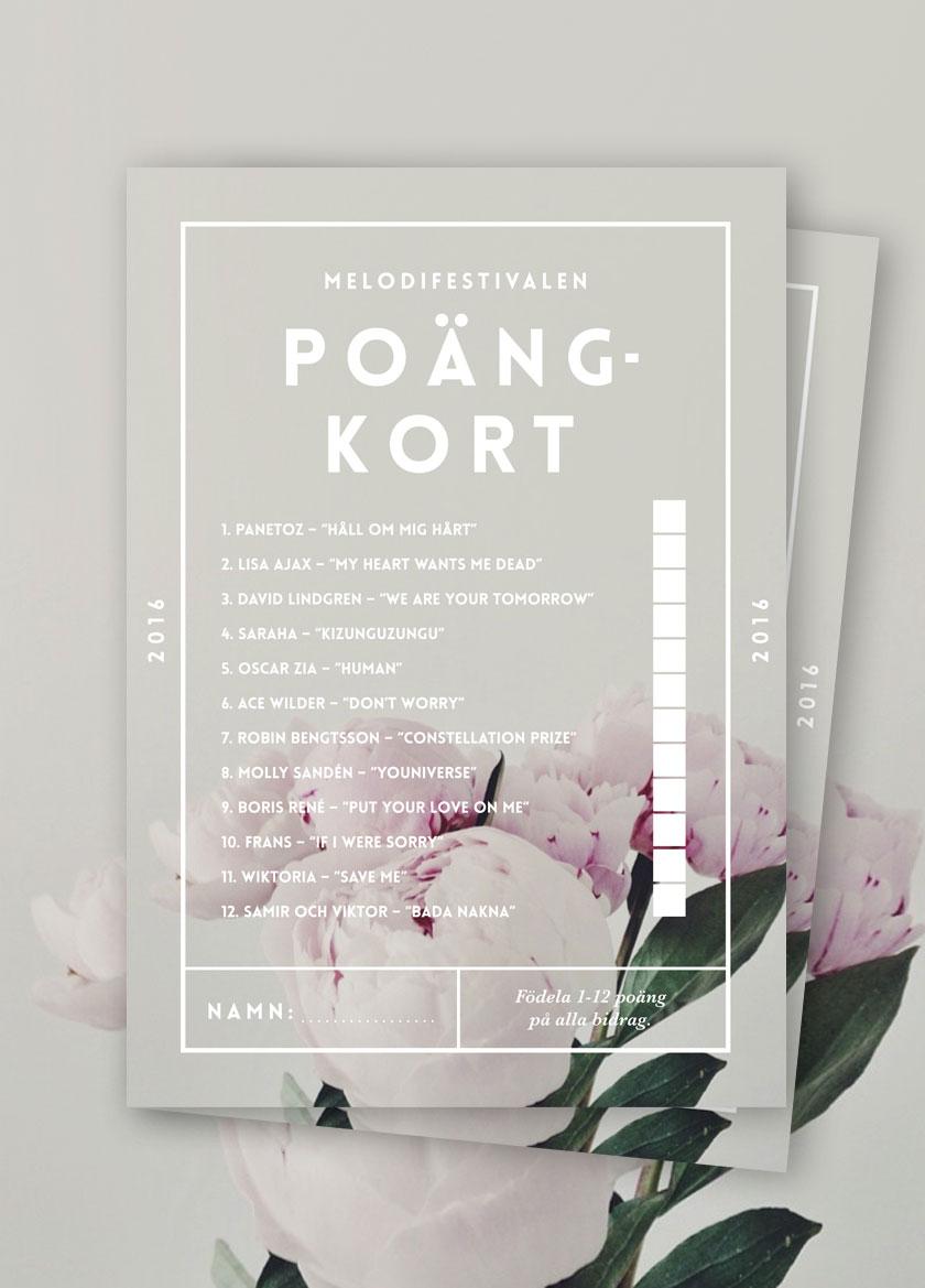 Poängkort_Melodifestivalen_2016