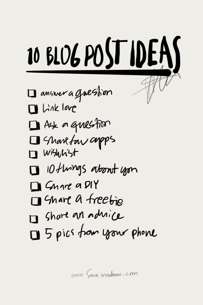 10_blog_post_ideas